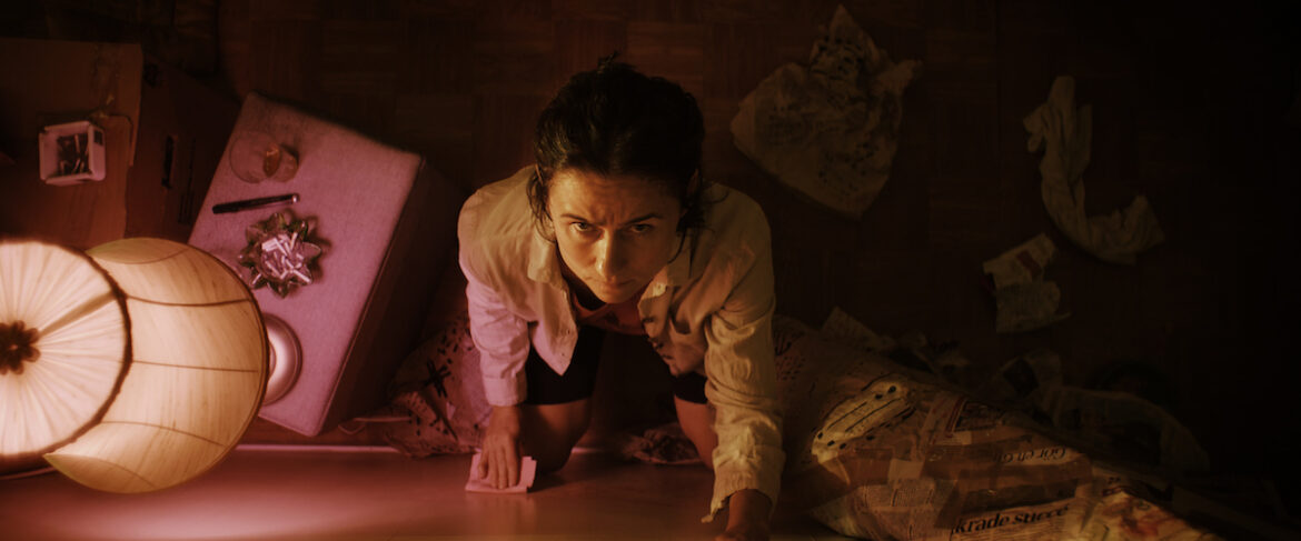 Knocking review – strong direction and a great lead performance elevate a so-so thriller
